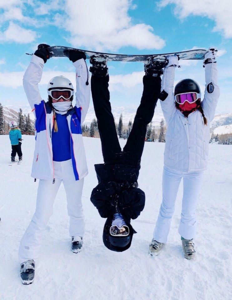 Le voyage au ski dans votre Yearbook